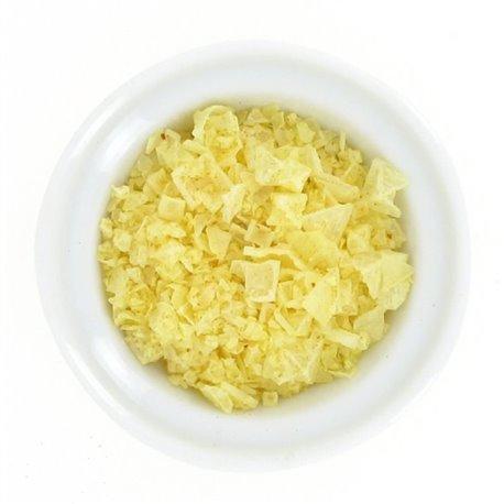 Flocons de sel de Chypre au safran