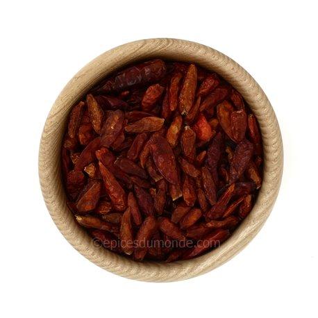 Piment de Cayenne entier