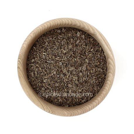 Aneth en grains