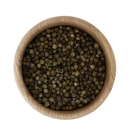 Poivre vert en grains