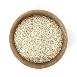 Graines de sésame blanc