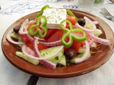 recette Salade Grecque - Epices du Monde