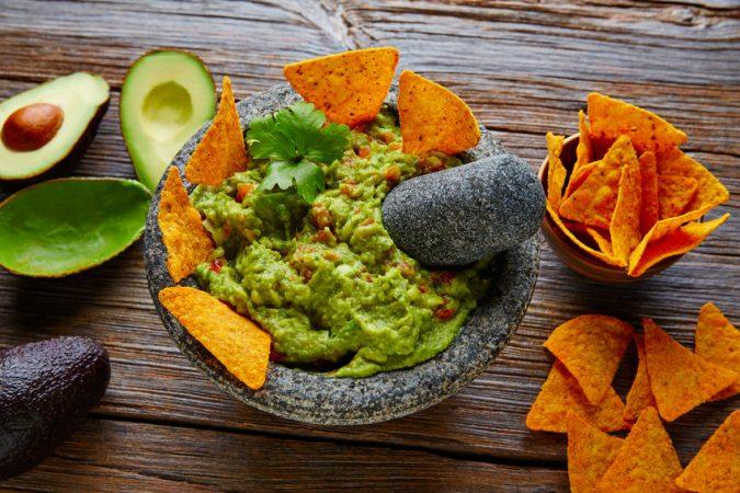 recette guacamole fait maison 2 - épices du Monde