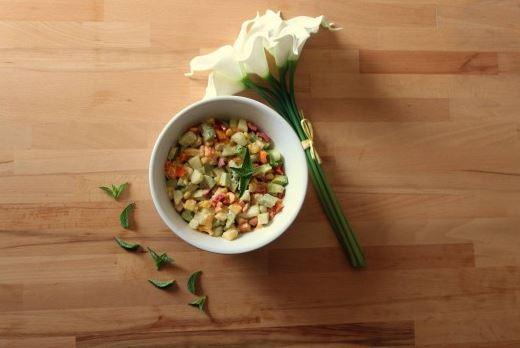 recette-salade-estivale-epices - épices du monde