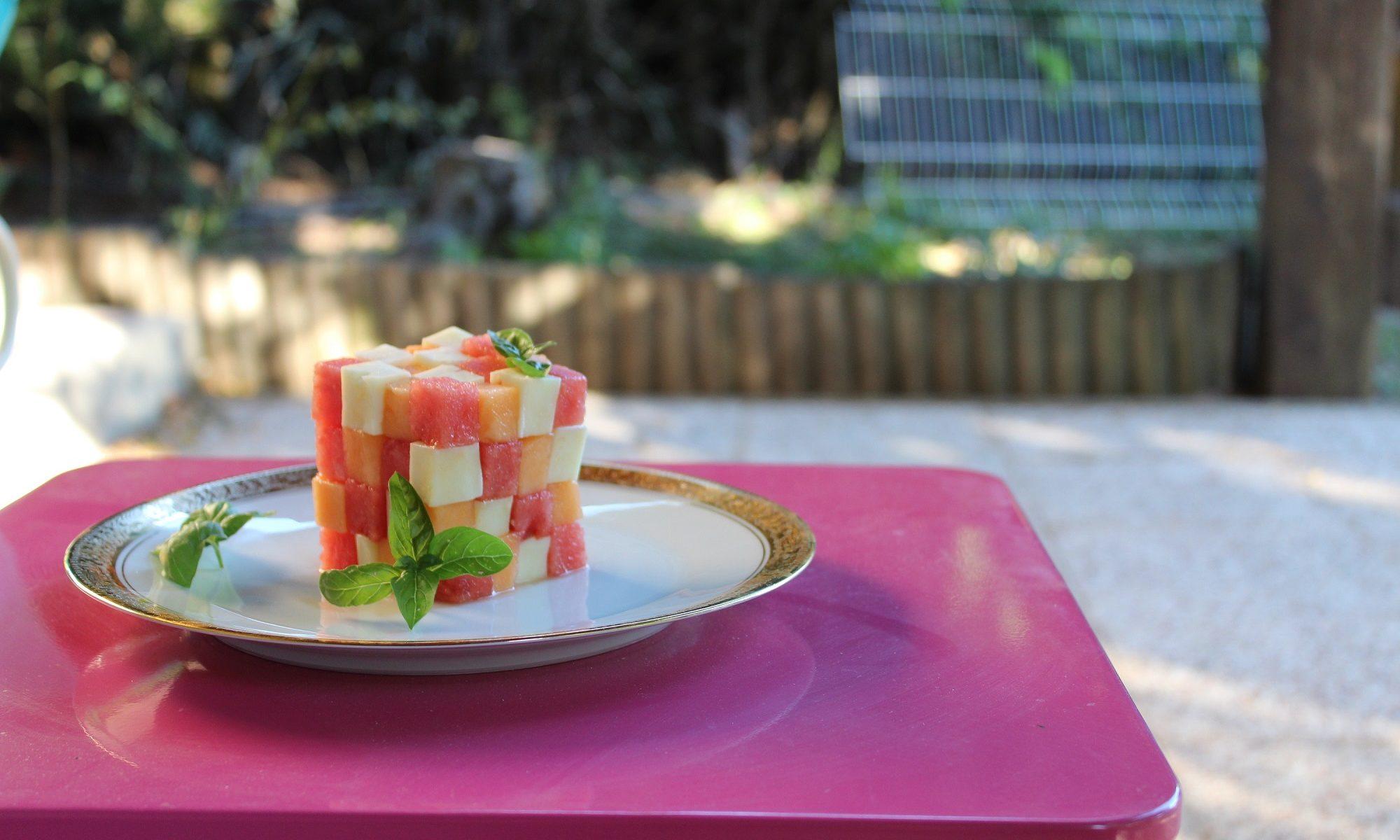 recette des frubik's cube - épices du monde