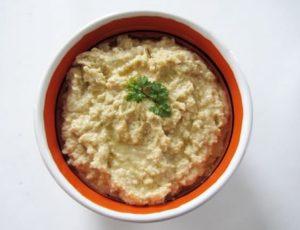 Houmous (spécialité libanaise)