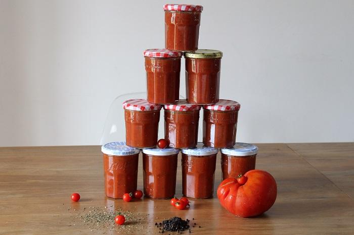 recette coulis de tomates aux épices