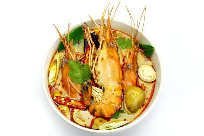 Recette soupe de crevettes épicées - Epices du Monde
