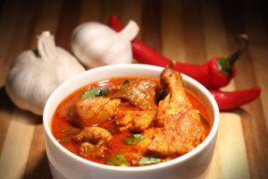 Curry de Poulet, un voyage en Inde