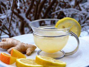Recette - jus de gigembre au citron - épices du monde