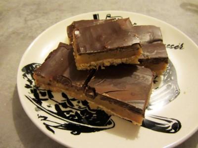 recette Millionaire Shortbread - épices du monde