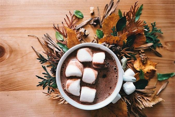 recette - chocolat chaud aux épices - épices du monde