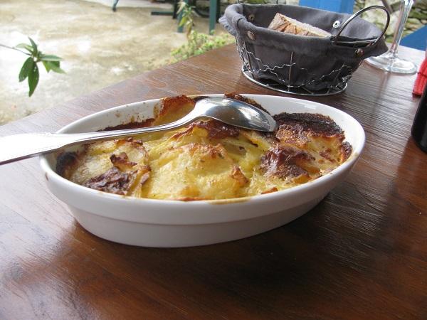 recette - gratin dauphinois - épices du monde
