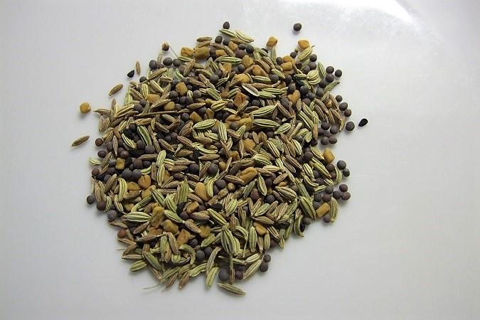 recette mélange d'épices - panchphoran 5 épices bengali - épices du monde