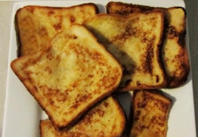 recette pain perdu - épices du monde