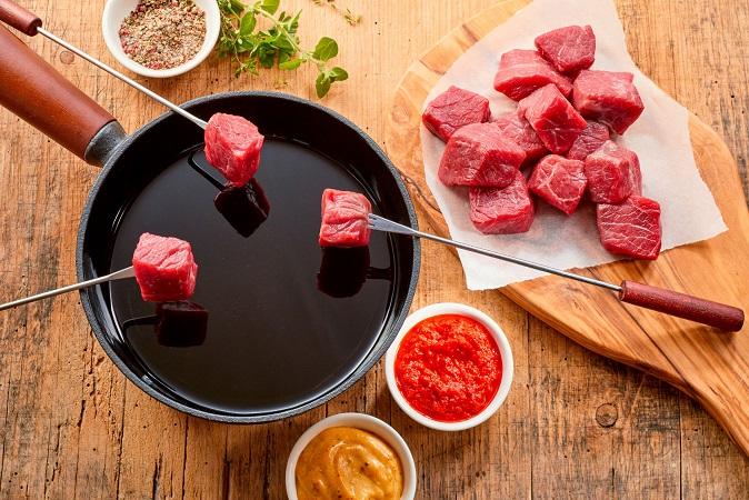 Sauce pour fondue bourguignonne - Cuisine bourguignonne ...