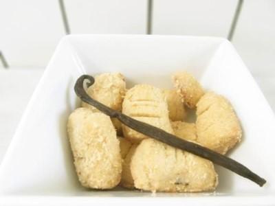 recette dessert - Kipferl à la vanille - épices du monde