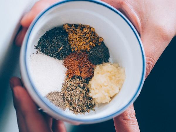 recette mélange épices - épices du monde