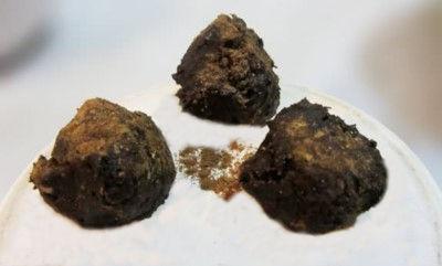 recette noel - truffes façon pain d'épices - épices du monde