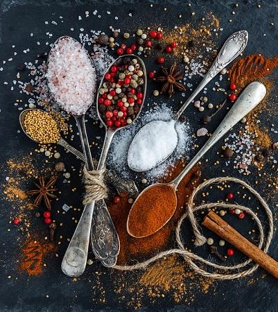 top 10 des épices les plus utilisées dans le monde - épices du monde