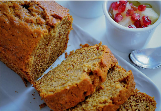 recette dessert - gâteau de pain d'épices recette simplifiée - épices du monde